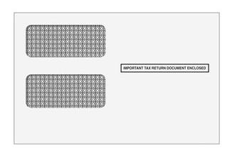 1095 Envelopes for ComplyRight Forms - ZBPForms.com